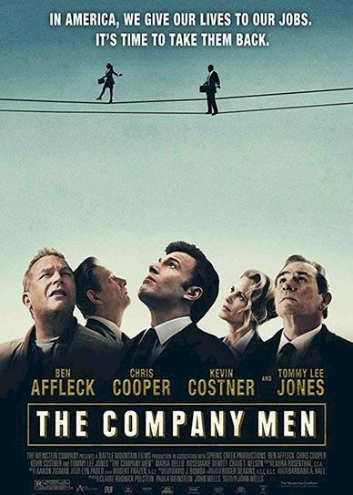 The Company Men Cover