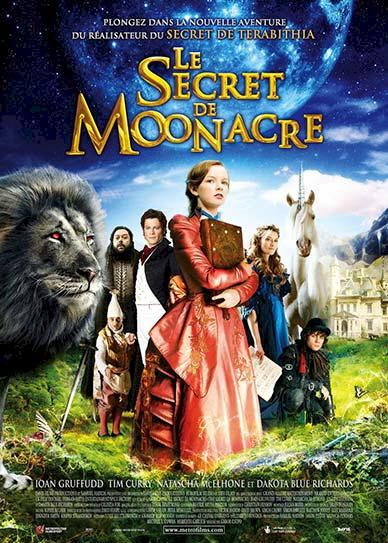 The Secret of Moonacre Cover