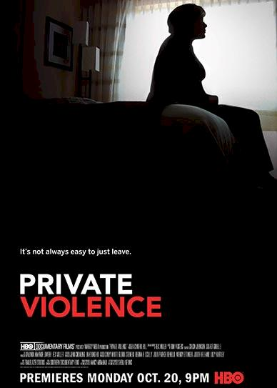 Private Violence Cover