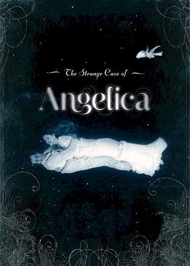The Strange Case of Angelica Cover