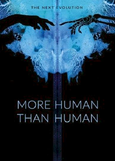 More Human Than Human Cover
