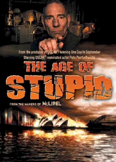 The Age of Stupid Cover