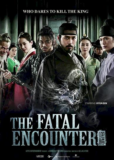 The Fatal Encounter Cover