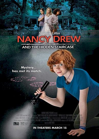 Nancy Drew and the Hidden Staircase Cover