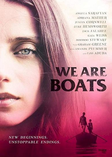 We Are Boats (2018) Cover