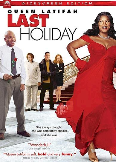 Last Holiday Cover