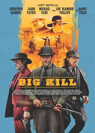 Big Kill Cover