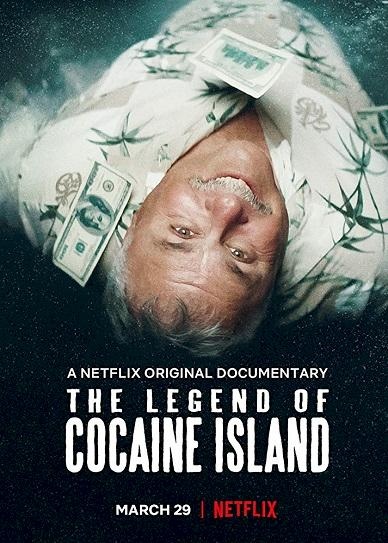 The Legend of Cocaine Island Cover