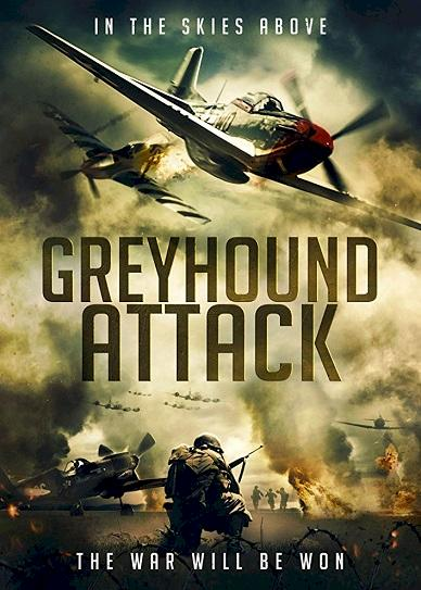 Greyhound Attack Cover