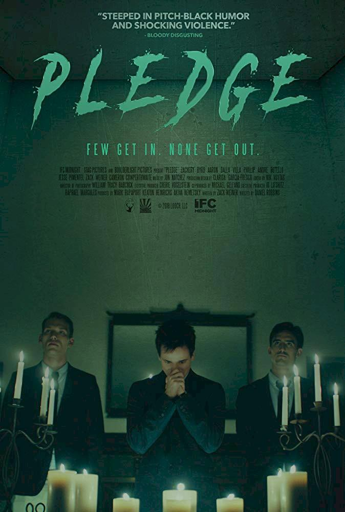 Pledge (2018) Cover