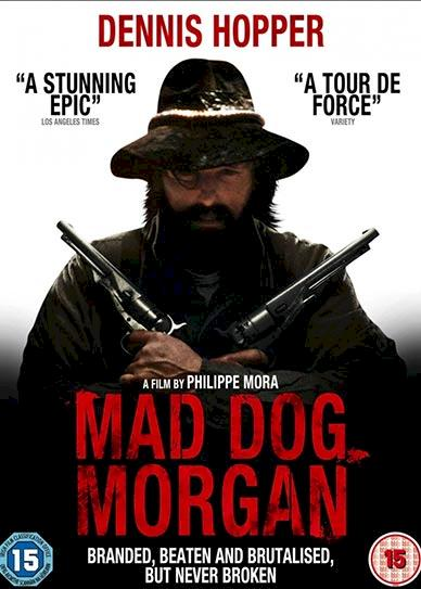 Mad Dog Morgan Cover