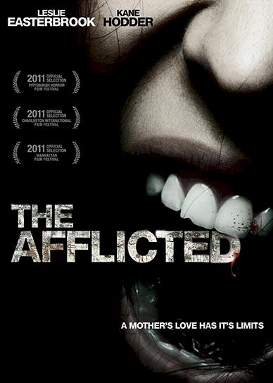 The Afflicted Cover