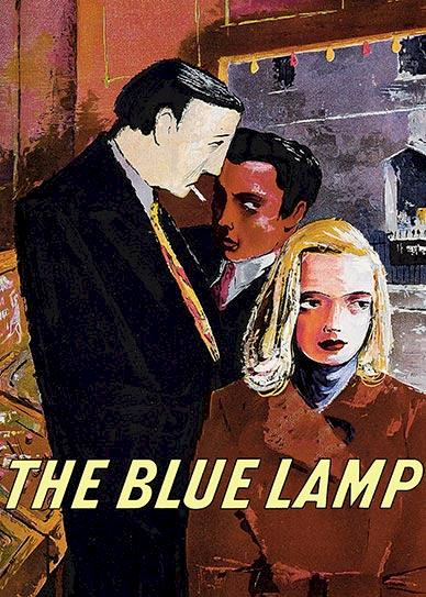 The Blue Lamp Cover