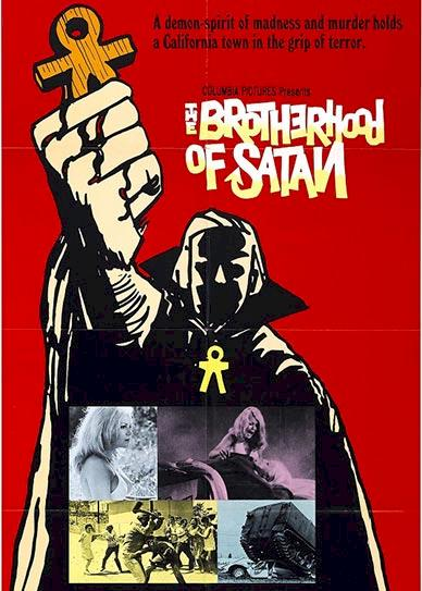 The Brotherhood of Satan Cover