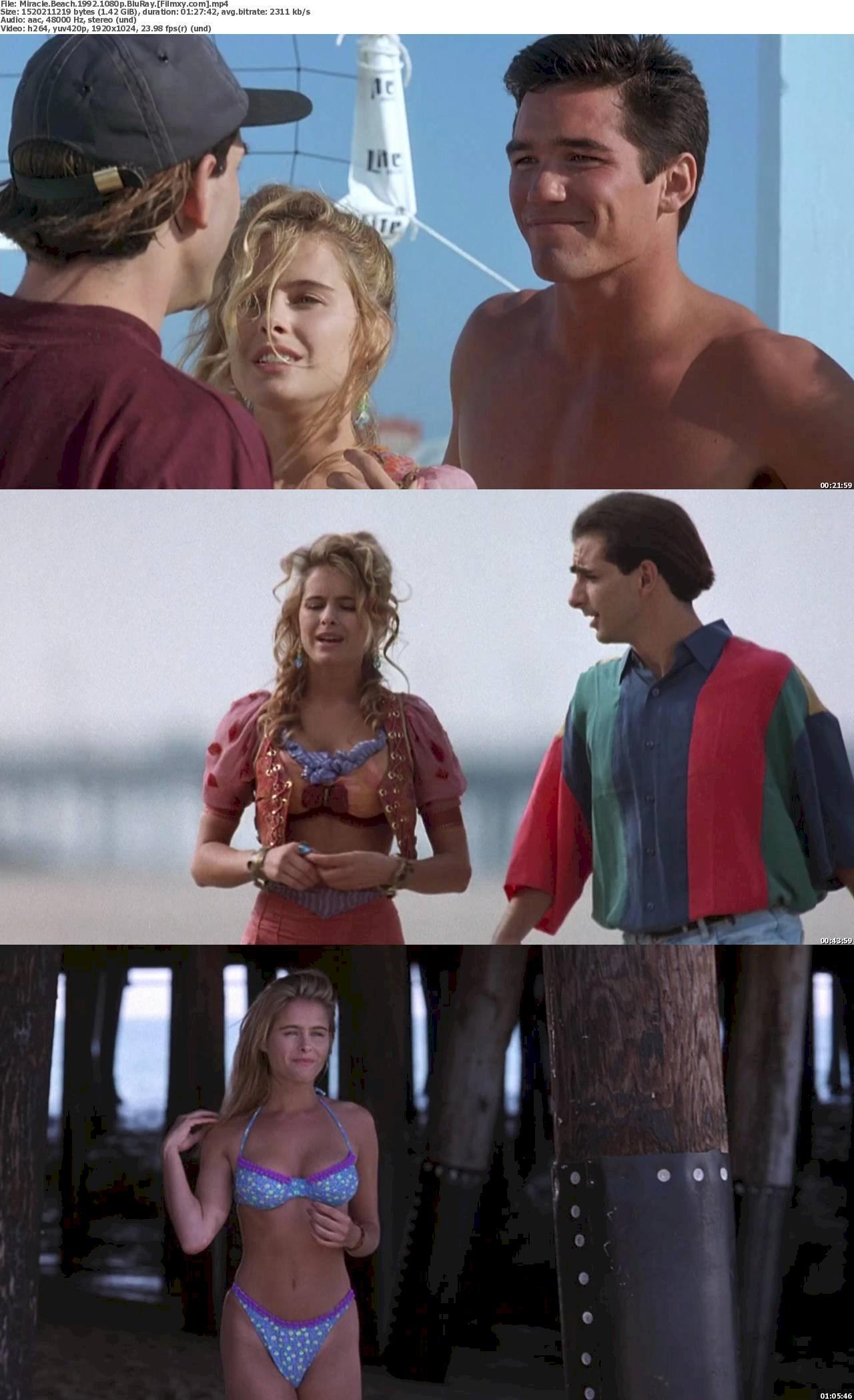 Miracle Beach (1992) 720p & 1080p Bluray Full Movie Watch Online & Download 1080p Screenshot