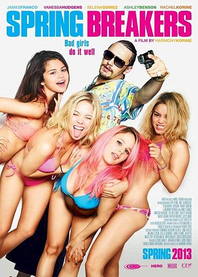 Spring Breakers Cover