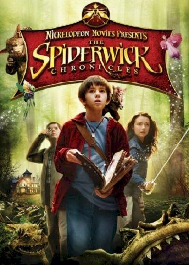 The Spiderwick Chronicles Cover