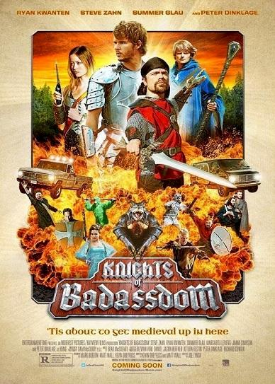 Knights of Badassdom Cover