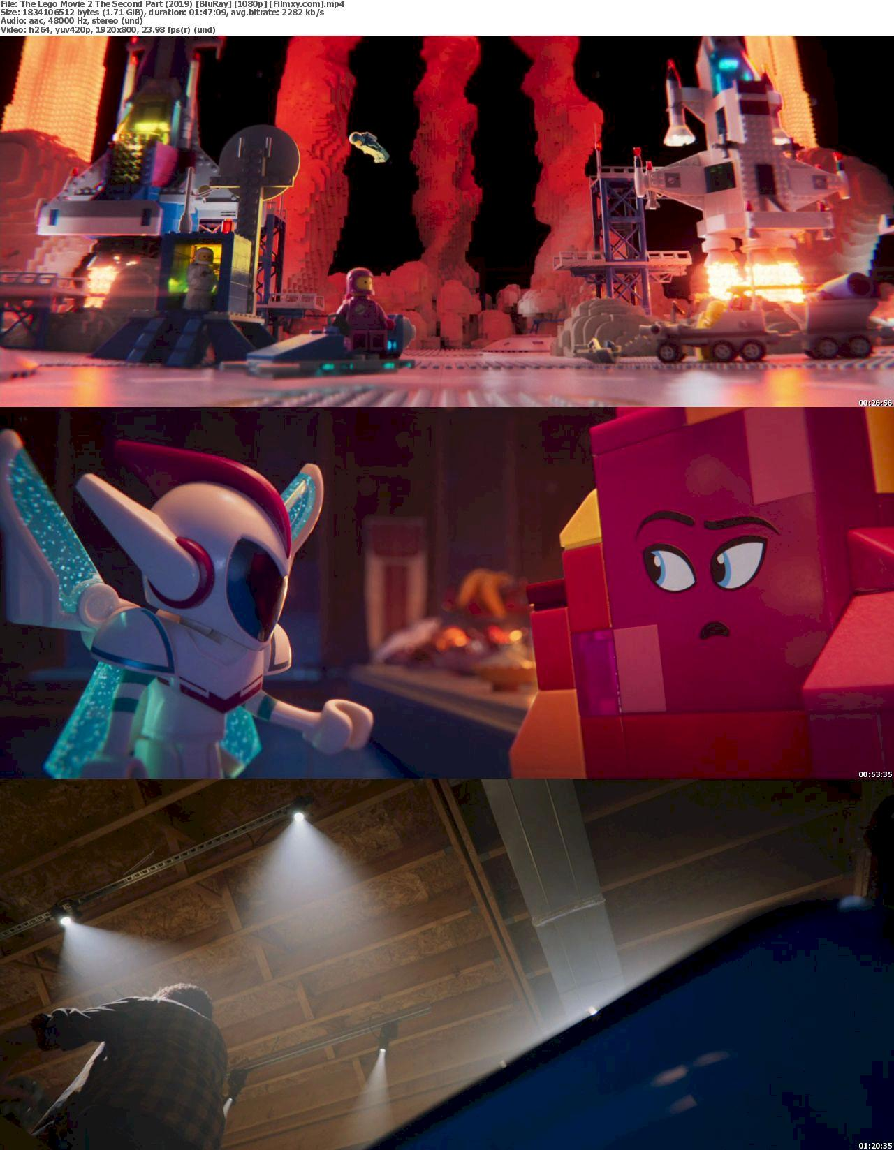 The Lego Movie 2: The Second Part (2019) [720p & 1080p] BluRay Free Movie Watch Online & Download 1080p Screenshot