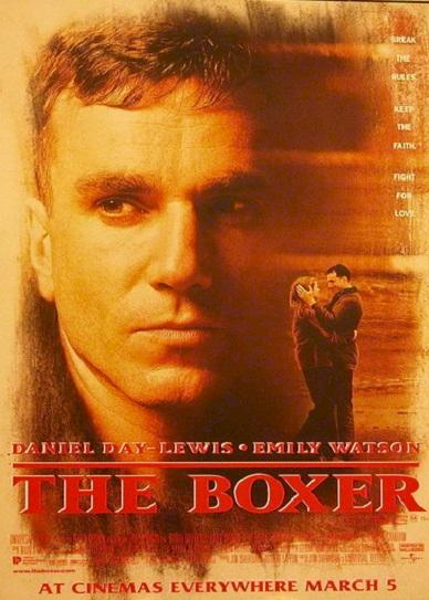 The Boxer Cover