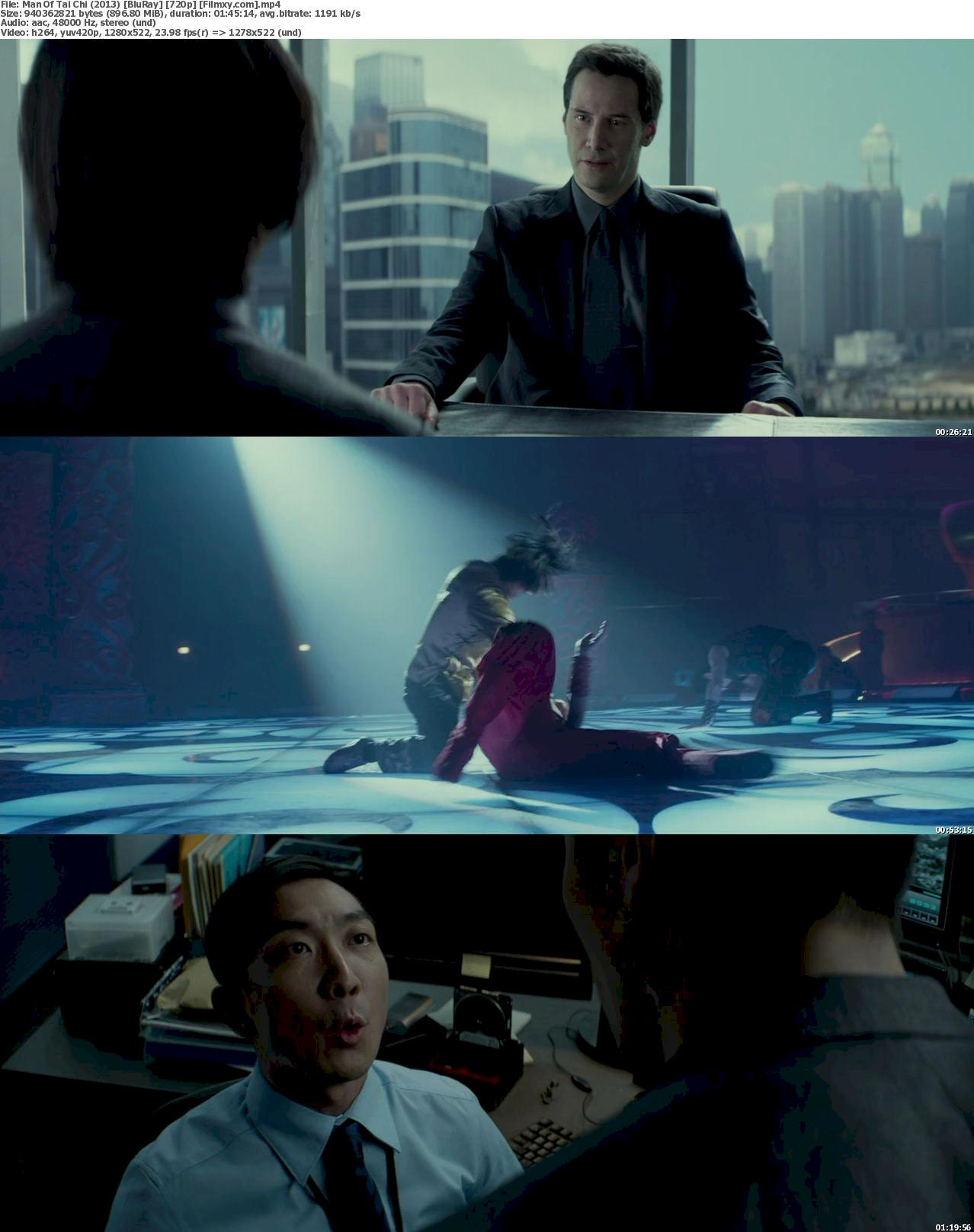 Man of Tai Chi (2013) [720p & 1080p] Bluray Free Movie Watch Online & Download 720p Screenshot