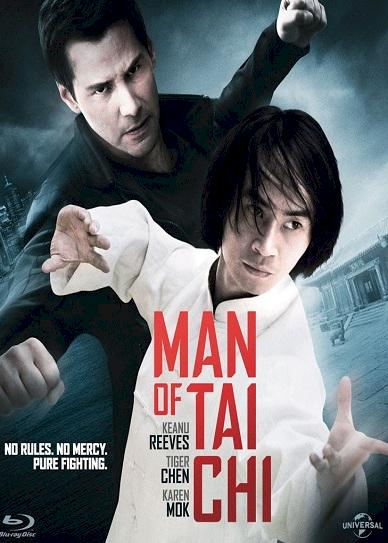 Man of Tai Chi Cover