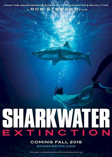 Sharkwater Extinction Cover