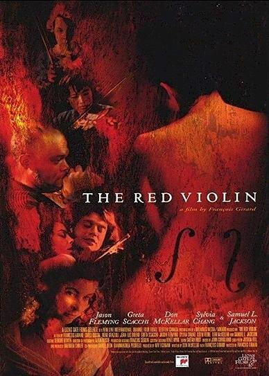 The Red Violin Cover