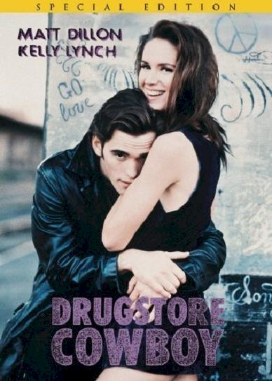 Drugstore Cowboy Cover
