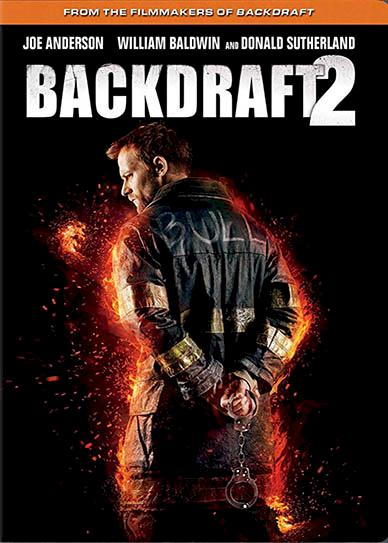 Backdraft II Cover