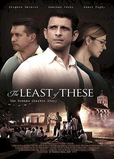 The Least of These: The Graham Staines Story Cover
