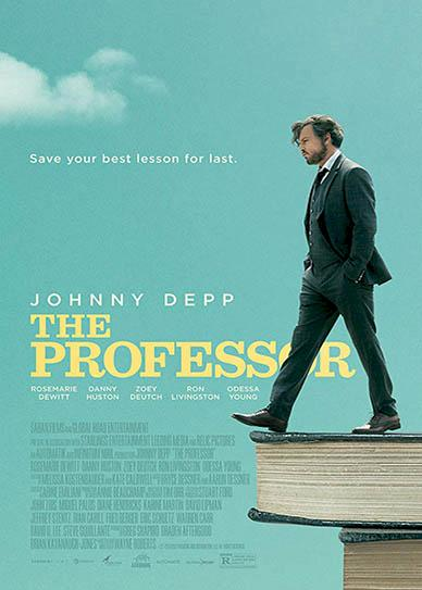 The Professor Cover