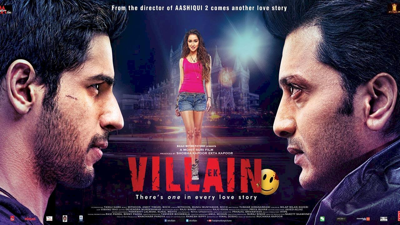 Watch Ek Villain (2014) Full Movie on Filmxy