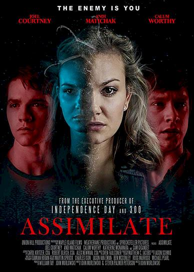 Assimilate Cover
