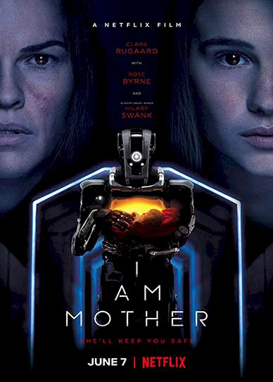 I Am Mother Cover