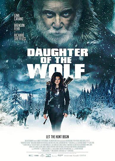 Daughter of the Wolf Cover