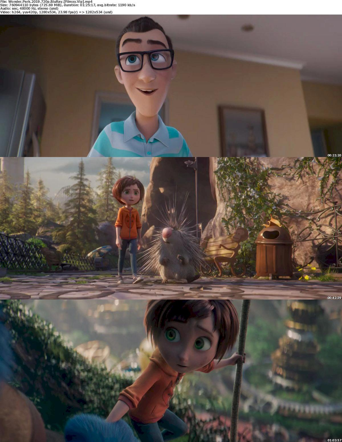 Wonder Park (2019) [720p & 1080p] Bluray Free Movie Watch Online & Download 720p Screenshot