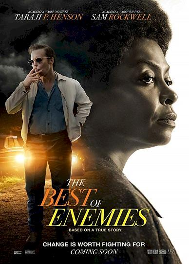 The Best of Enemies Cover