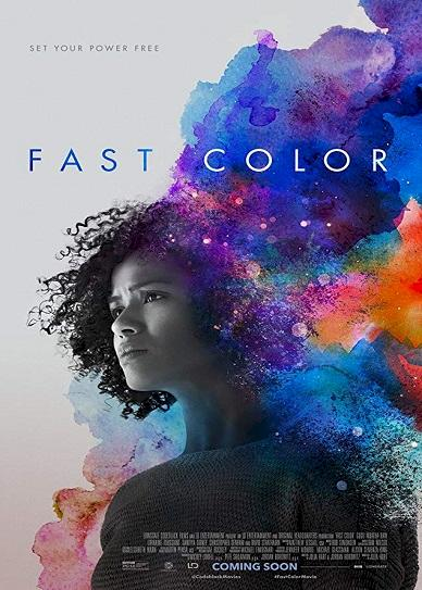 Fast Color Cover
