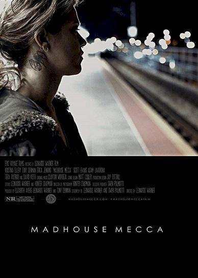 Madhouse Mecca Cover