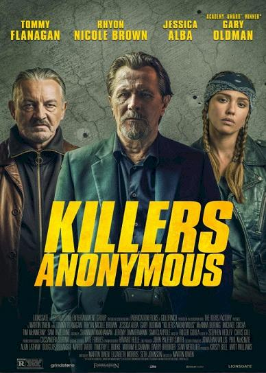 Killers Anonymous Cover