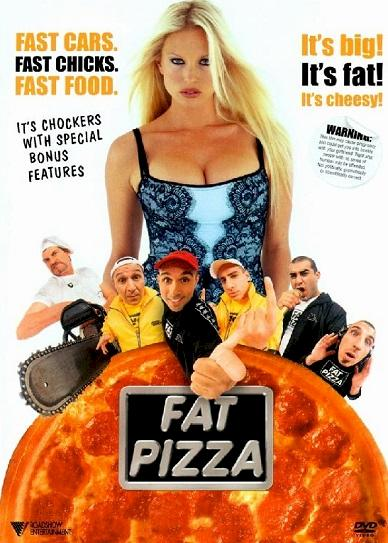 Fat Pizza Cover