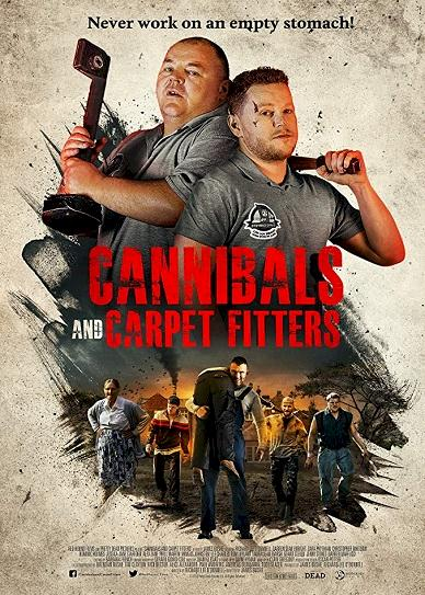 Cannibals and Carpet Fitters Cover