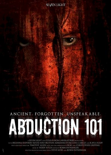 Abduction 101 Cover
