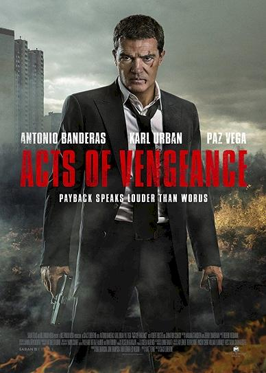 Acts Of Vengeance Cover
