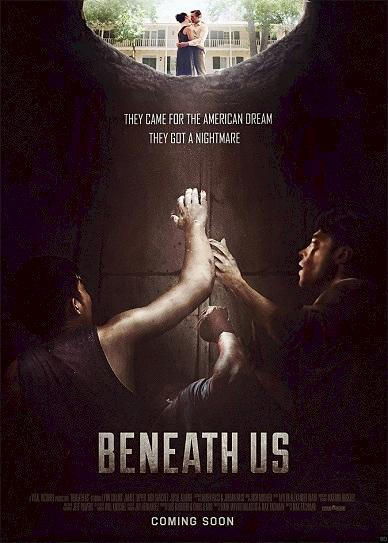 Beneath Us Cover