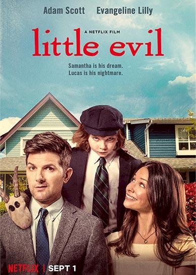 Little Evil Cover