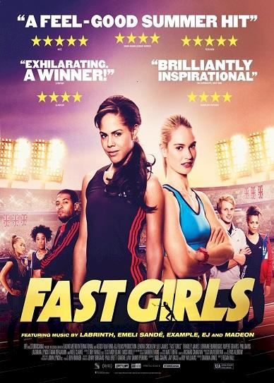 Fast Girls Cover
