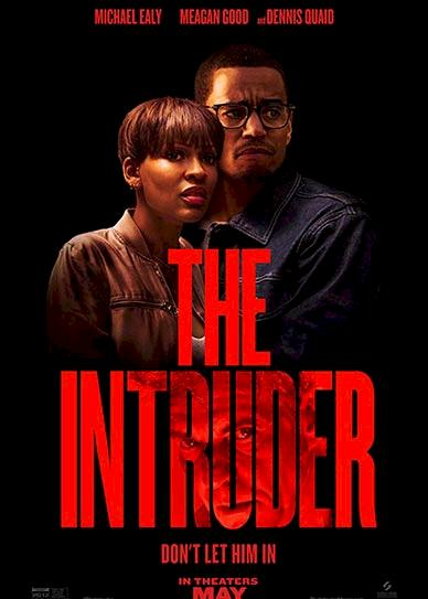 The Intruder Cover