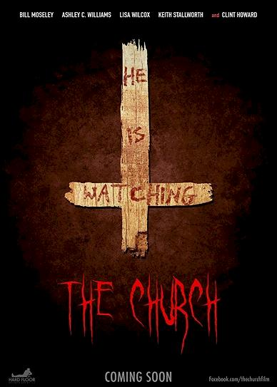The Church Cover